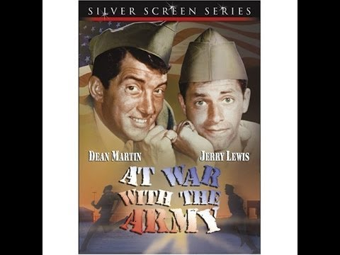 At War With the Army 1950 [Full Movie]  Stars: Dean Martin, Jerry Lewis, Mike Kellin