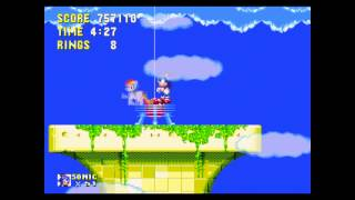 Scout and Rainbow Dash Play Sonic 3 & Knuckles Part 12