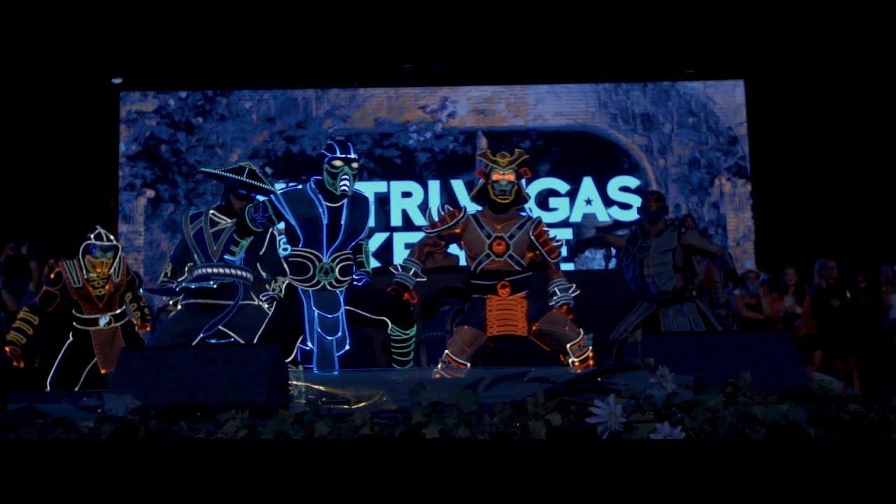 Dimitri Vegas & Like Mike vs. Bassjackers & 2wei – Mortal Kombat Anthem (Club Mix)