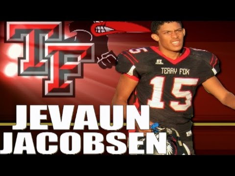 Jevaun Jacobsen '19 | Terry Fox Secondary (Port Coquitlam, BC) Sophomore Year Highlights