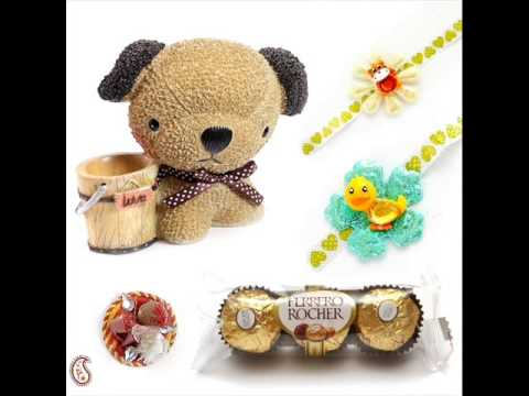Send the Gift Hampers to your family on this Rakhi Festival from www.onlinerakhigifts.com