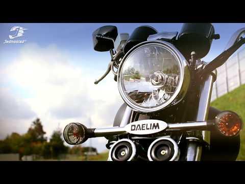RMT Daelim Daystar 125: Rozprawa o jakości koreańskich motocykli | Jednoślad.pl