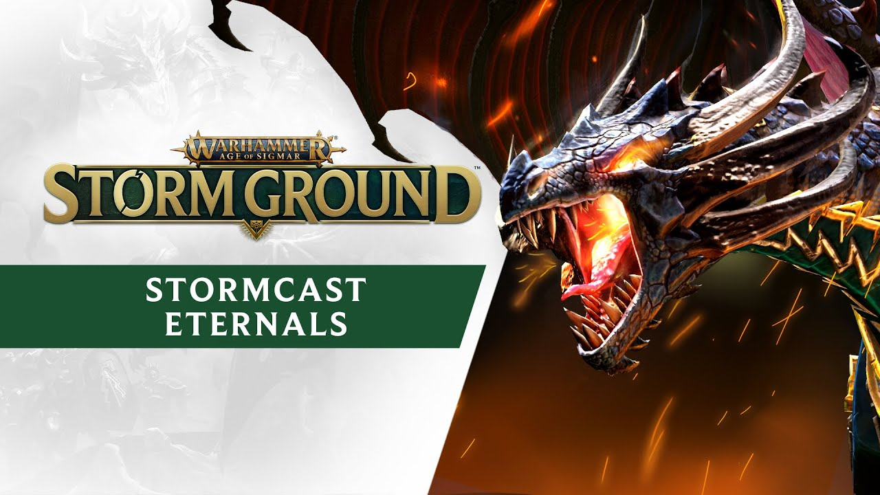 Warhammer Age of Sigmar: Storm Ground - Faction Spotlight - Stormcast Eternals