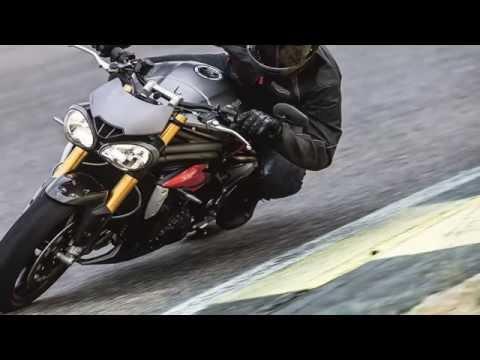New Triumph Speed Triple