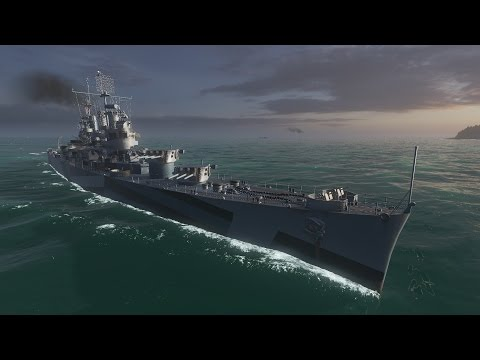 World of Warships: Cleveland - Faith in the Unconventional