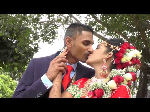 Prevern and Lushal Wedding Highlights
