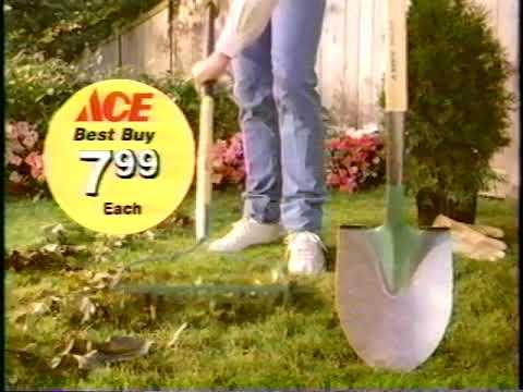 ACE Hardware - 1990s Commercial - John Madden