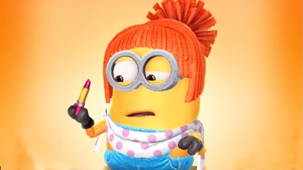 minions lucy nackt