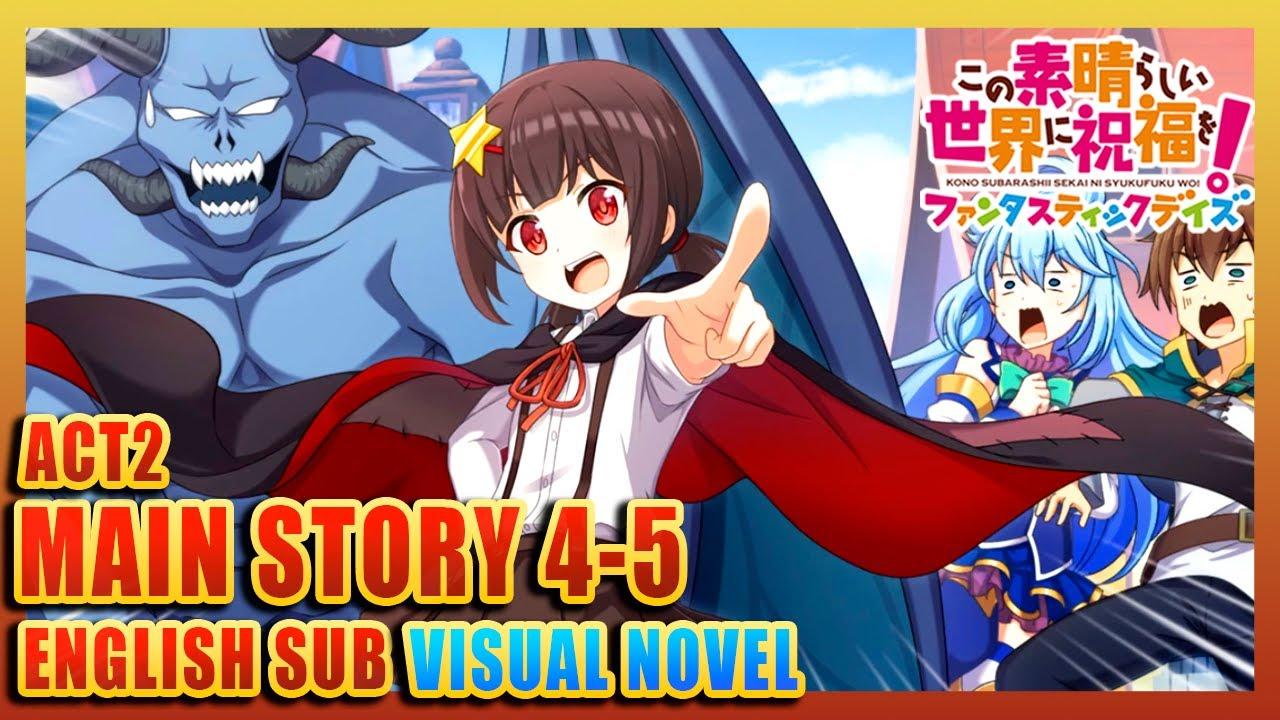 KONOFAN | MAIN STORY | ACT 2 | Chapter 4 Part 5