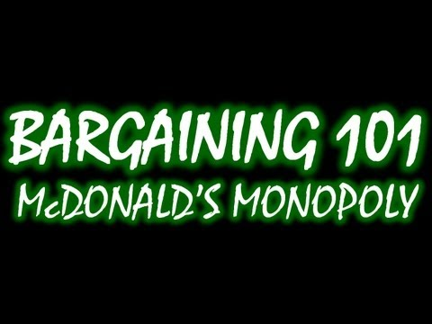 The Game Theory Of Mcdonalds Monopoly