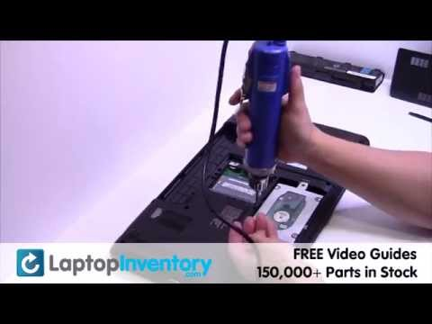how to open a satelite l850