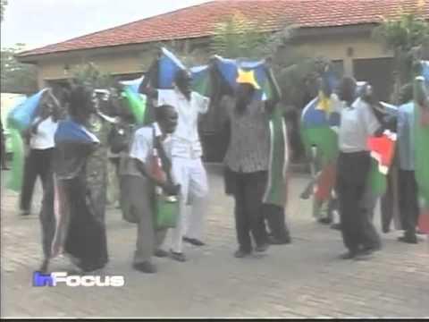 Sudan Referendum Vote