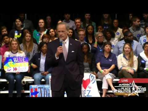 Clinton Surrogate Sen. Tom Carper Butchers Her Resume