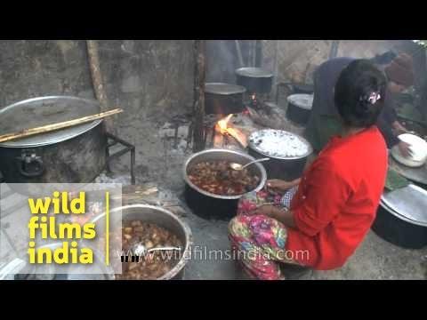 Taste the cuisines of the Sumi Naga tribal kitchen