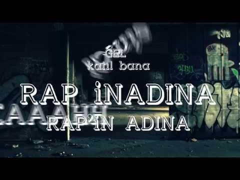 Toprak Kardeşler - Rap İnadına ( Yetenek Sizsiniz Lyric Video)