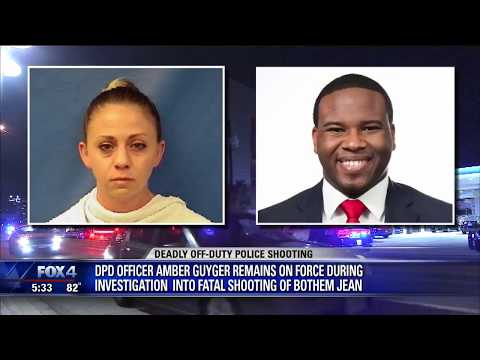 Amber Guyger will remain a police officer on paid administrative leave for Botham Jean shooting