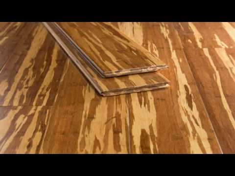 Bamboo flooring designs