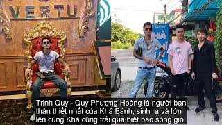 Trịnh Quý : bạn thân khá bảnh là ai