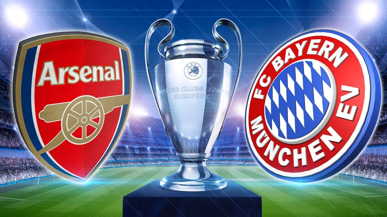 Fc Bayern MГјnchen Vs Arsenal