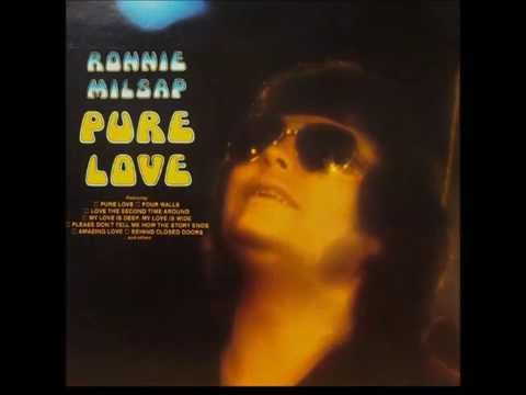 Ronnie Milsap -- Love The Second Time Around