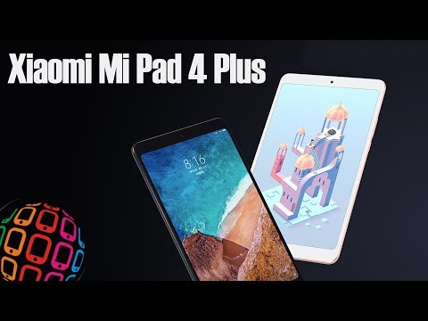 Xiaomi Mi Pad 4 Plus плюсы и минусы планшета + игры