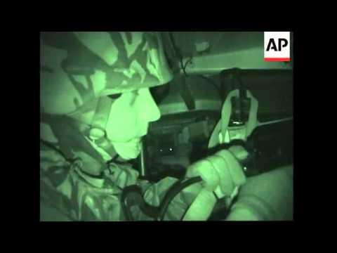Romanian NATO troops securing vital Afghan highway