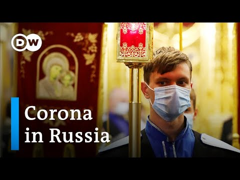 Russia reports record number of new coronavirus cases | DW News ...
