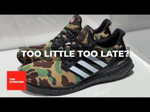 Is the Bape Ultraboost Too Little Too Late? | The Synopsis Clip