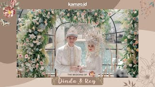 Download lagu Dinda Hauw Resmi Menikah dengan Rey Mbayang di Jakarta Video by KAMARO.ID