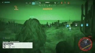 Ghost Recon: Wildlands / ghost war / Hump day quick stream