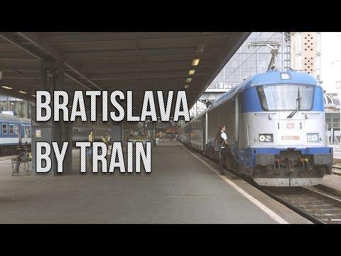 Budapest to Bratislava by Train - Travel to Slovakia