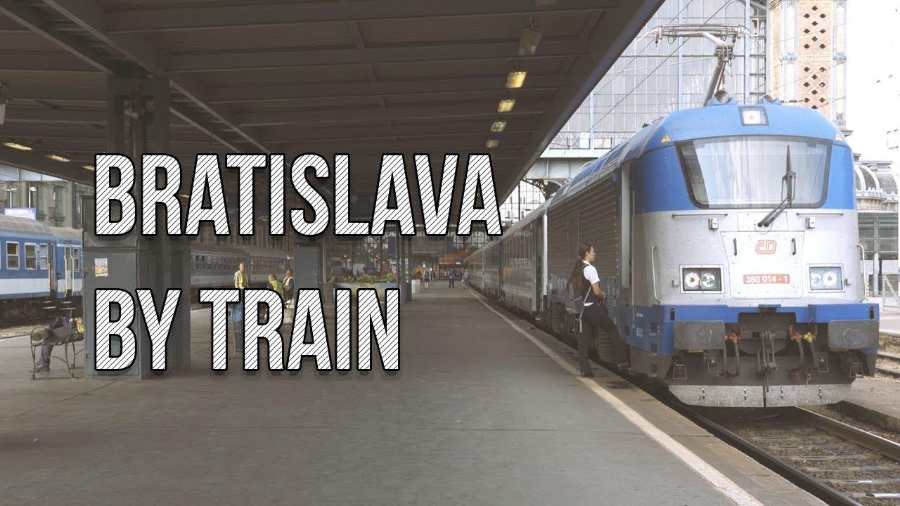 budapest to bratislavatrain - travel to slovakia