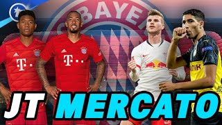 Le Bayern Munich chamboule tout | Journal du Mercato