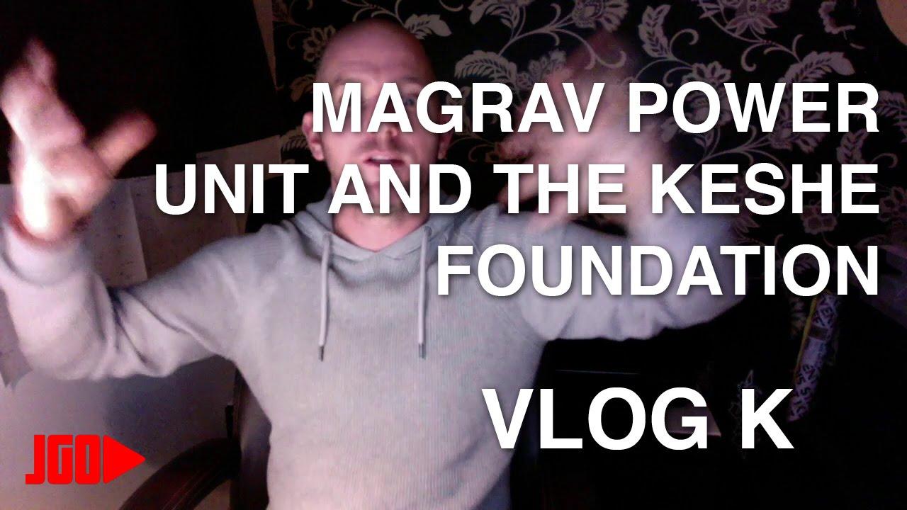Power unit magrav The Keshe