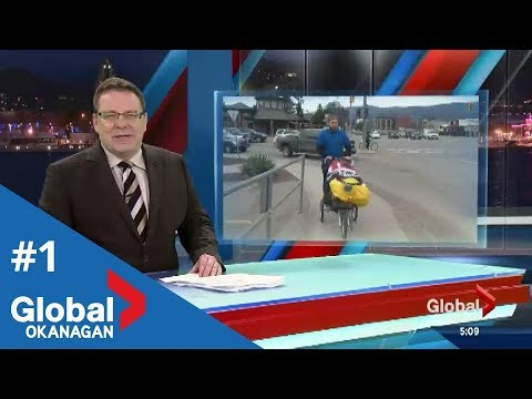 WYWIAD 1 - Global News Okanagan - 3 marca 2015