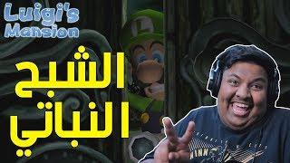 قصر لويجي : شبح نباتي ! 🍉 | Luigi
