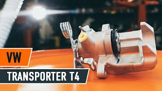 Reparationsguider om VW T4 Transporter för entusiaster