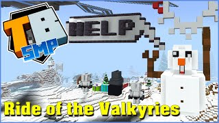 Ride Of The Valkyries Elytra Course Mix | Truly Bedrock