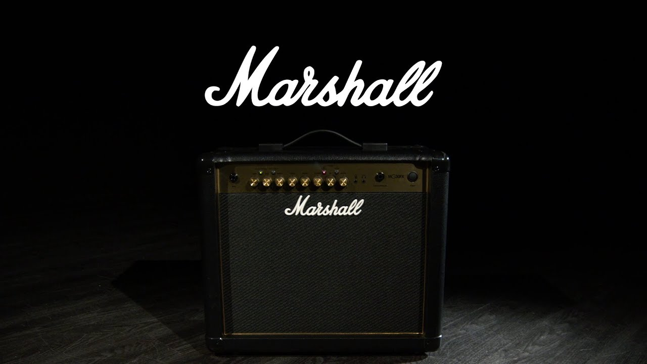 MG Serie de 15/W Digital de FX Marshall Combo
