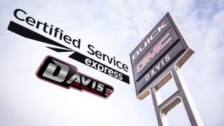 Oil Changes and Tire Rotations for All Makes, All Models in Medicine Hat - Davis GMC Buick