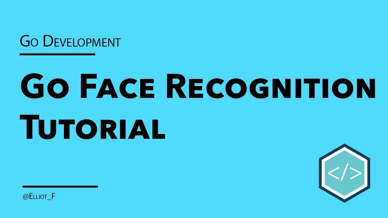 Go Face Recognition Tutorial - Part 1 | TutorialEdge net