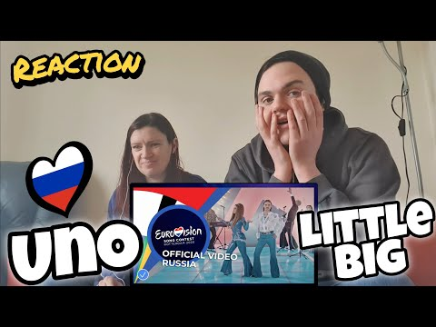 Reaction to Little Big - Uno - Russia 🇷🇺 - Official Music Video - Eurovision 2020