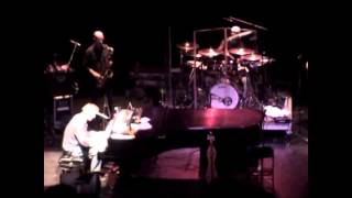 Bruce Hornsby - White Wheeled Limousine - 10/3/09 - Richmond, VA
