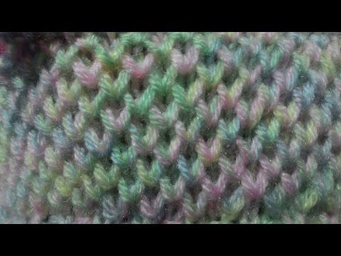 a517b8206 Смотреть видео Hexagon Knitting Design No   31