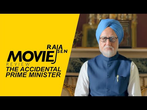 Raja Sen: The Accidental PM Review
