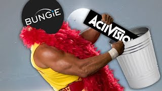 BUNGIE LEAVES ACTIVISION, WHY GOD OF WAR DLC WAS CANCELED, & MORE