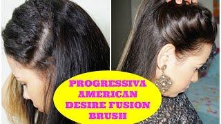 PASSO A PASSO ESCOVA PROGRESSIVA AMERICAN DESIRE FUSION BRUSH