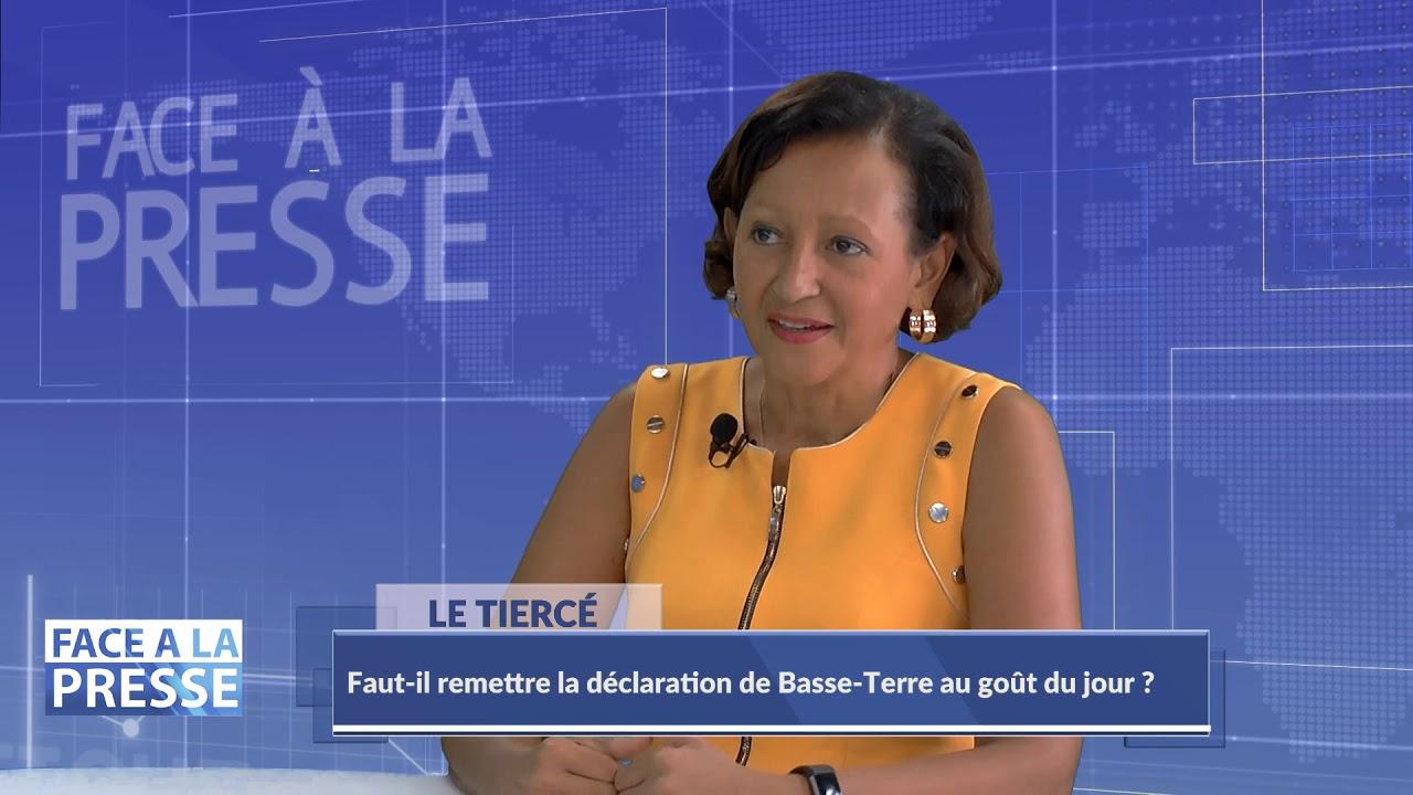 Face à la Presse avec Marie-Luce PENCHARD - PARTIE 2