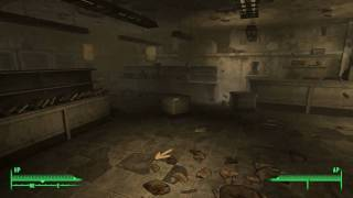Fallout 3: Chinese Stealth Armor and the Jingwei's Shock Sword HD