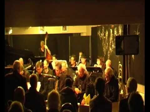 The Ronnie Bottomley Jazz Orchestra at Wakefield Jazz Club. STRAIGHT NO CHASER